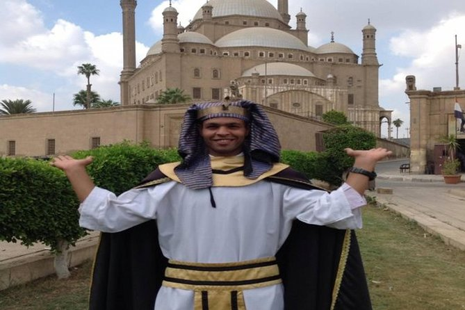 Private Tour To Egyptian Museum Citadel And Coptic Cairo