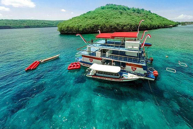 Lembongan Beach Club Half Board Cruise Package