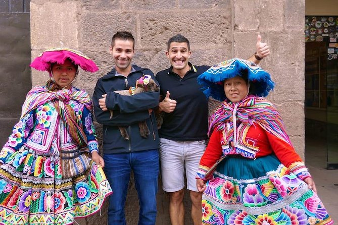 Cusco Walking Tour & Ceviche Master Class with Lunch