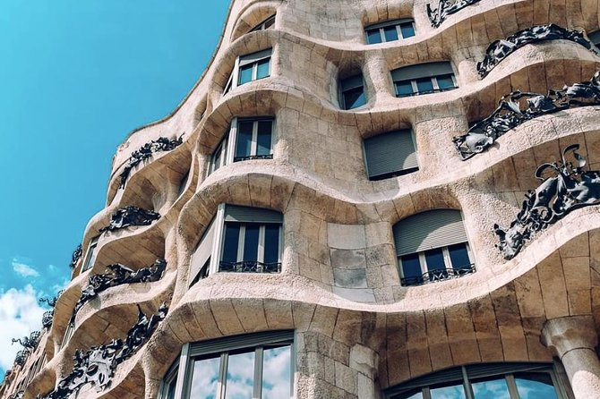 Private Barcelona Skip the Line Tour: Sagrada Familia, Park Güell & La Pedrera