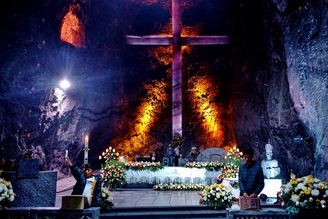 Zipaquirá Salt Cathedral Private Tour 7 Hours All Inclusive, Tickets, Lunch