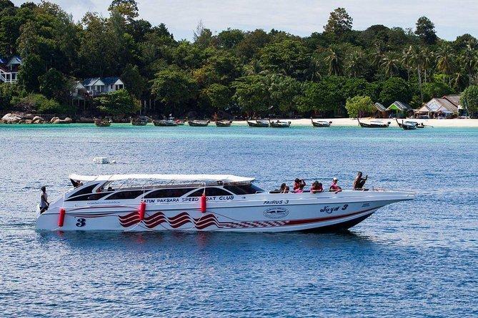 Phuket to Koh Lanta Speedboat Ferry