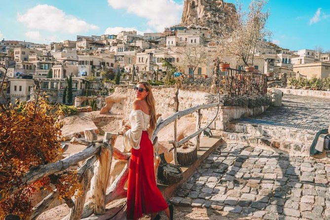 Cappadocia Culturel Private Tour Included Underground City