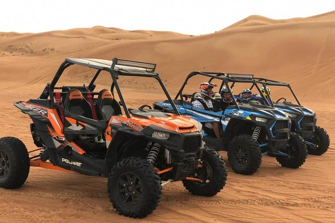 Private Dubai Dune Buggy For Group