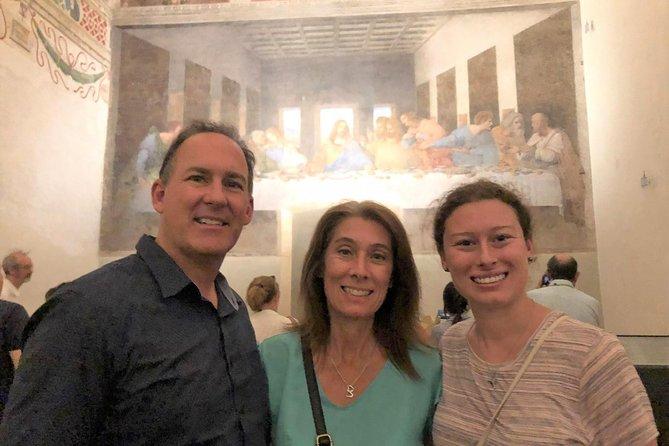 Skip The Line: Da Vinci's Last Supper & Duomo Cathedral Semi-Private Milan Tour