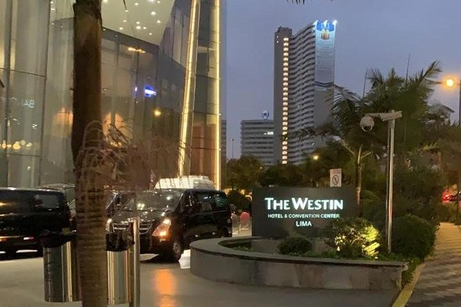 Private Transfer - Arrival Lima Airport to Hotel