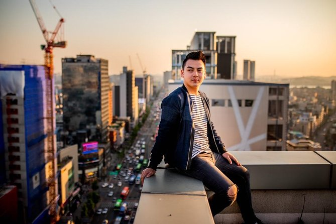 Photo shoot: Discover Seoul's magical lights
