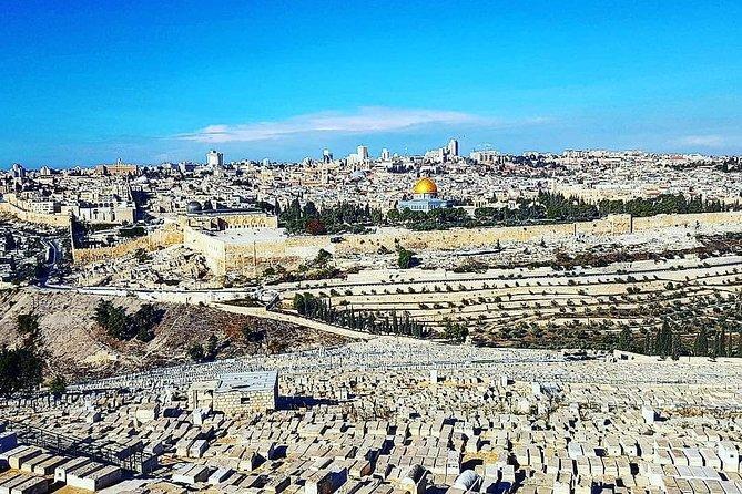 The Majestic City of Jerusalem