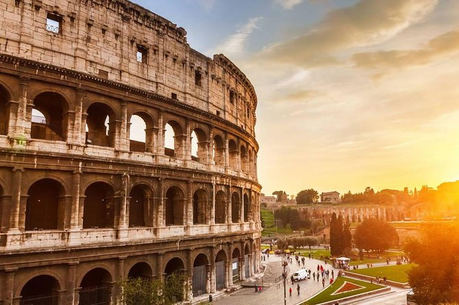 Colosseum, Roman Forum, Navona Square Small Group Tour