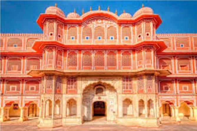 Jaipur Private TukTuk (auto) Tour