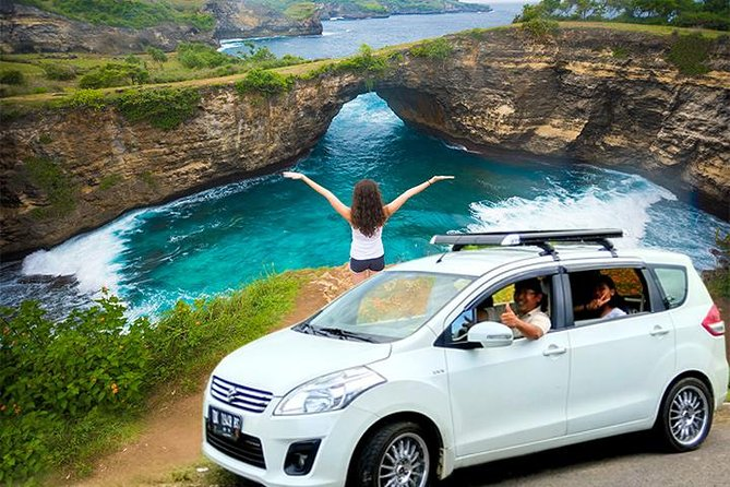 Nusa Penida Tour Services (without boat transfers)