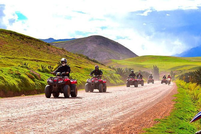 ATV Quad Bike Tours to Sacred Valley (Maras & Moray) - Half Day photo 10