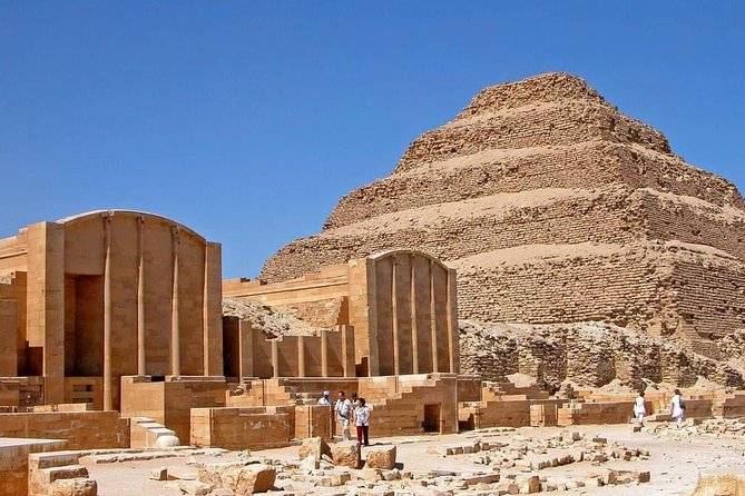 Discover Pyramids of Giza, Camel Riding, Saqqara, Memphis and Dahshur with Lunch photo 7