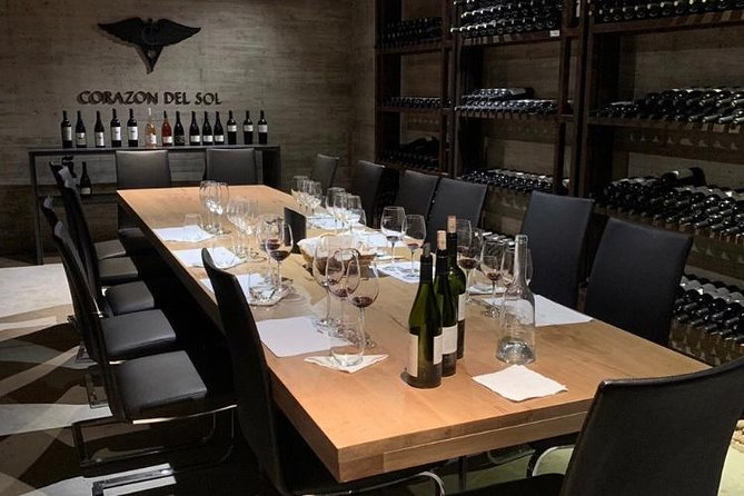 Chandon and Melipal Winery with Complete Lunch., Mendoza, ARGENTINA