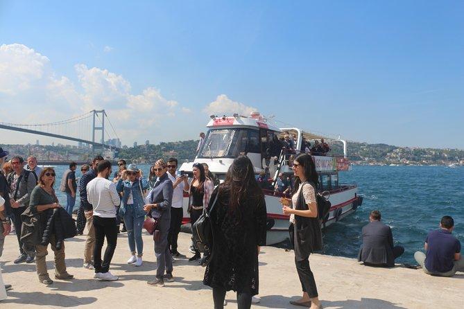 Afternoon Bosphorus Cruise ((3 Hours))