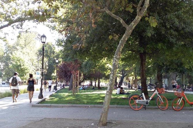 City tour santiago chile