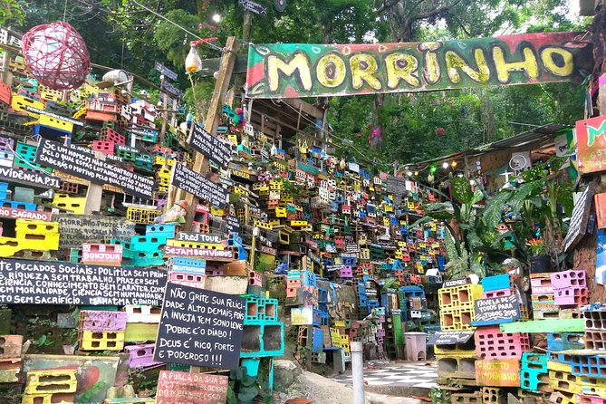 Morrinho Project & Favela Walking Tour (Private Tour)