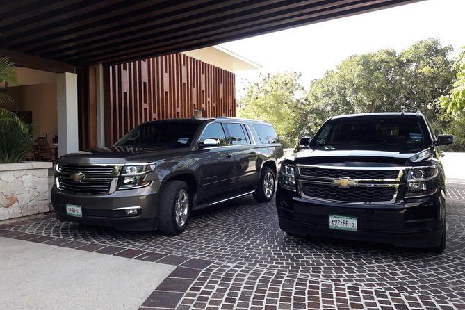One-way Airport Transfer to Cancun or Playa del Carmen