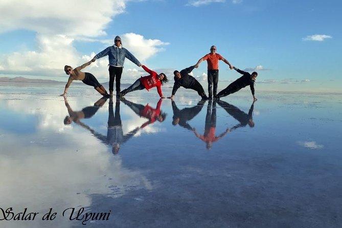 One Day Tour (uyuni Salt Flats)
