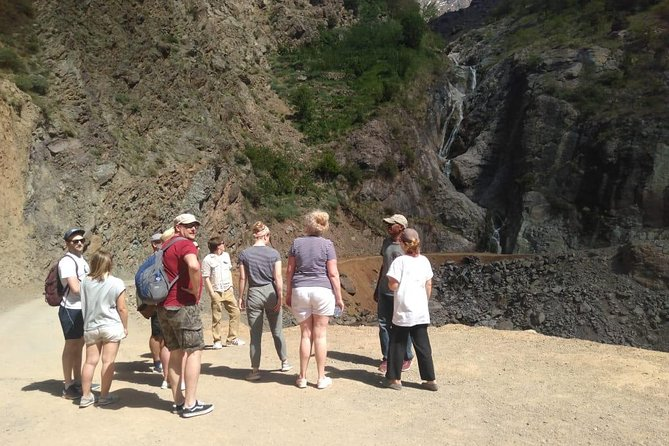 Excursion To High Atlas / Hiking In Imlil Valley: Shared