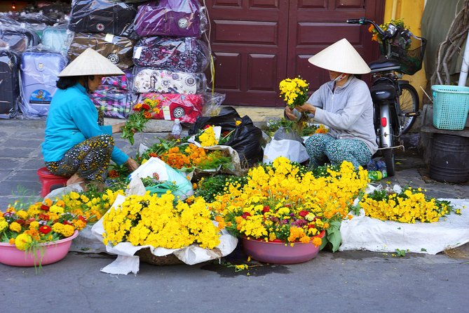Private: Hoi An Ancient Town & My Son Sanctuary with Lunch from Hoi An