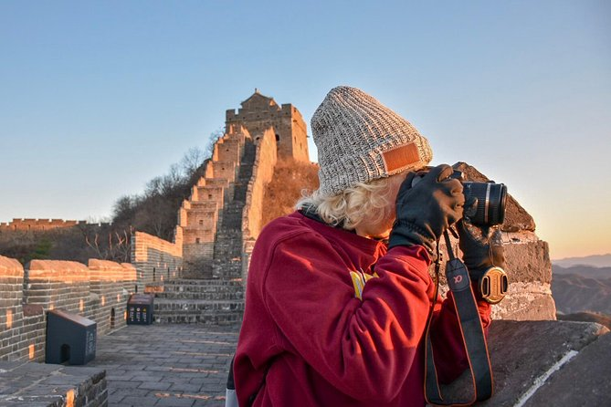 Private Jinshanling Great Wall Sunset Tour Guide Service Inclusive Ticket