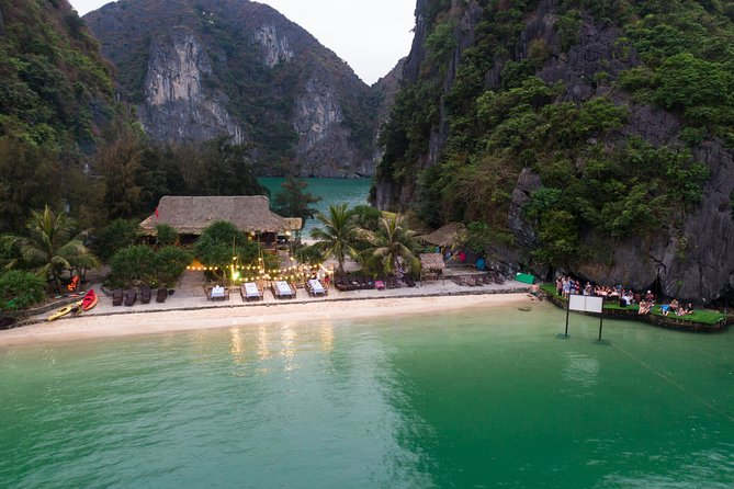 Halong Bay Getaway, Party, Relaxing On Private Island (3 Days, 2 Nights, Group)