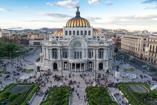 City Tour through Mexico City