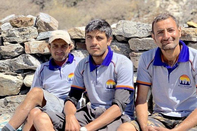 14 days Annapurna Base Camp Trek