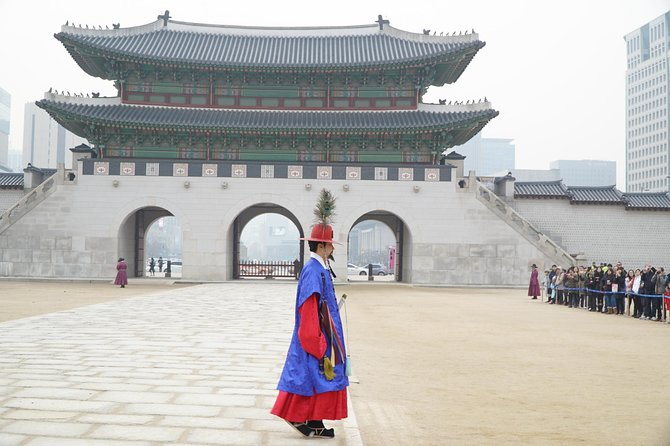 Seoul Customizable Full-day private tour (Small Group)