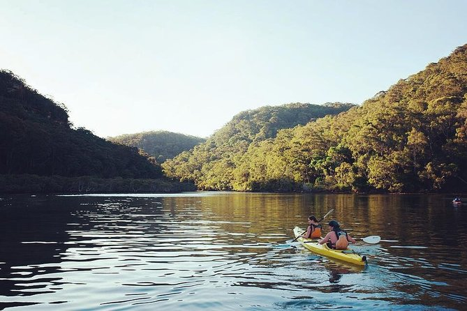 5 day Kayak Adventure down Hawkesbury River photo 31