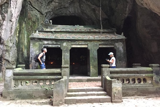 Marble Mountains & Biking Combined - Half day