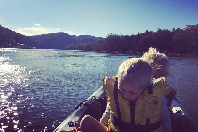 5 day Kayak Adventure down Hawkesbury River photo 22