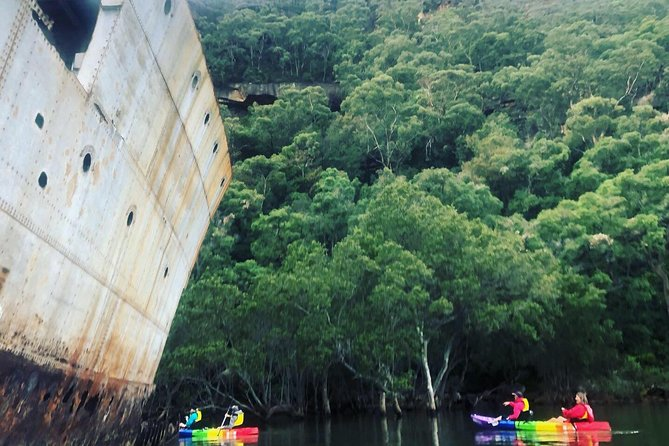 5 day Kayak Adventure down Hawkesbury River photo 2