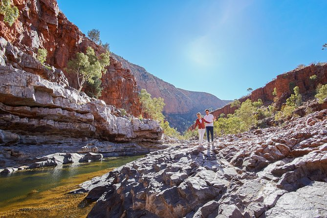 5-Day Off-Road Journey from Ayers Rock to Alice Springs