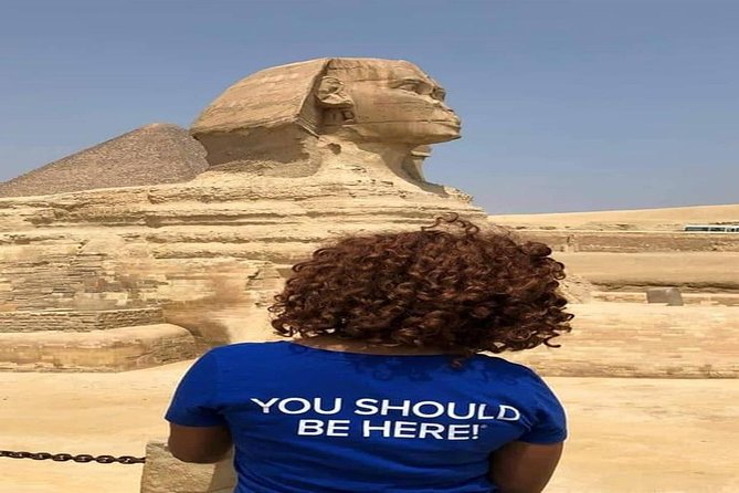 Private Tour: Giza pyramids and Saqqara and Memphis & Camel Ride photo 8