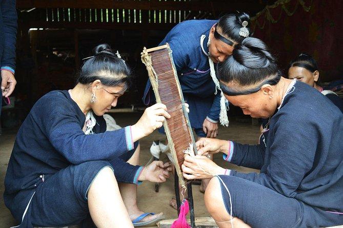 "Nam Dee Homestay ""Lanten Village"" in Luang Namthar"