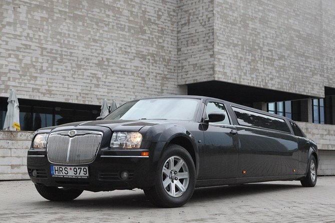 Limo rent in Vilnius photo 9