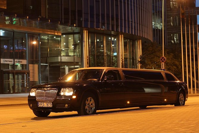 Limo rent in Vilnius photo 4