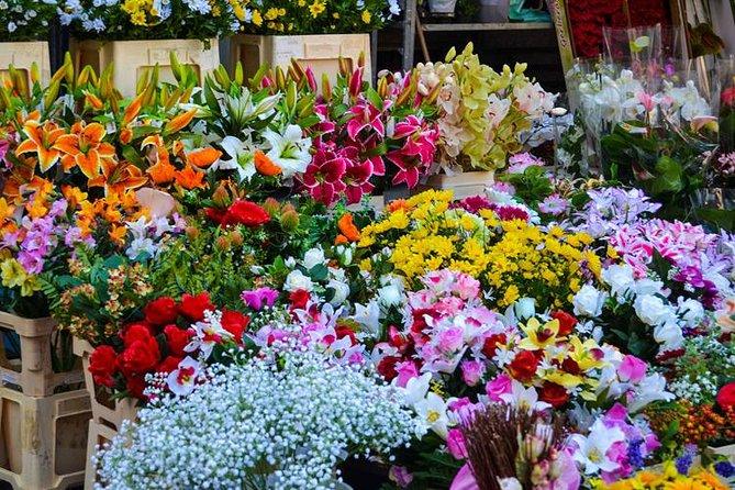 Early Morning Visit Hanoi' Quang Ba Flower Market (Private Tour)