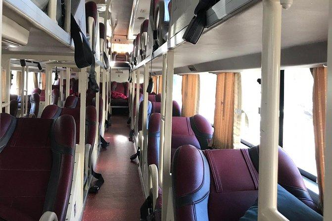 Nha Trang to Da Nang Semi-Sleeper Bus