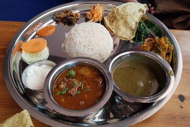 Half day cooking class in Thamel kathmandu