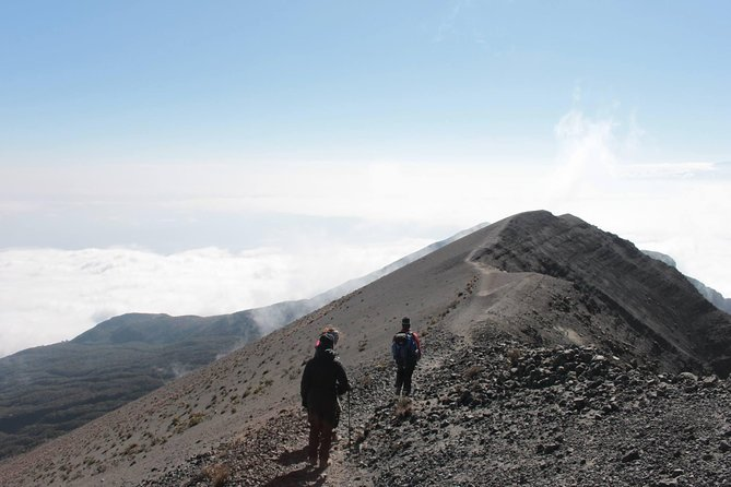 Mt Meru Climb 3 days photo 9