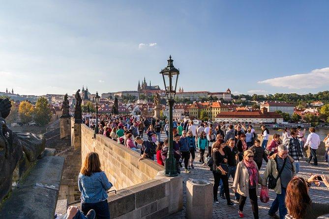 Time Travel Experience: Prague in 1593 (Tour & Virtual Reality Tour)