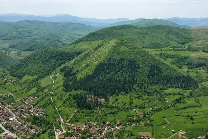 Mysterious Visoko Pyramids Driving and Walking Tour