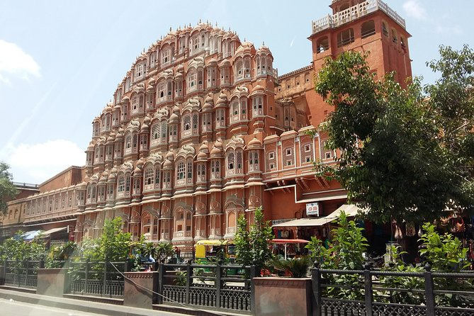 Golden Triangle Tour 4 Days included Accommodation