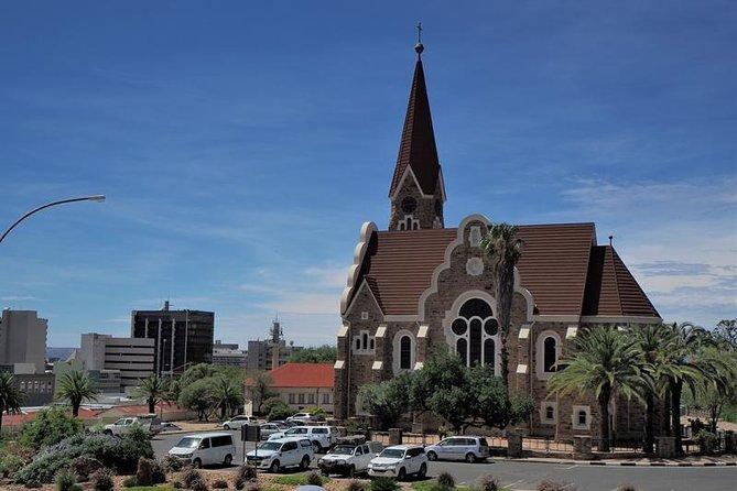 Visit the Christuskirche