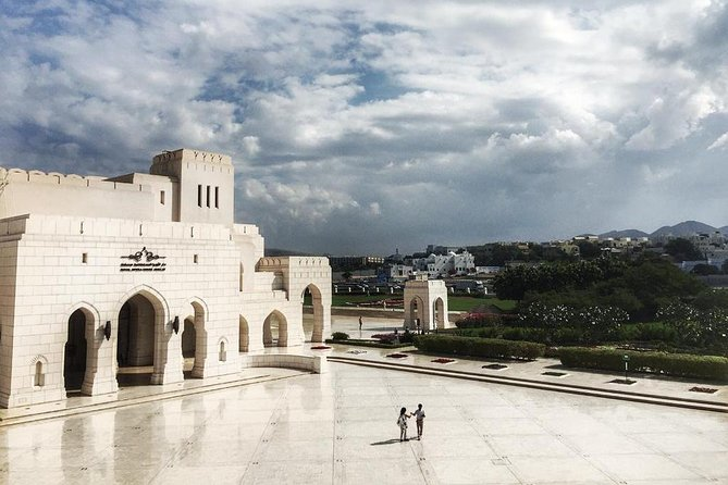 Muscat City and Wadi Shab Private Full Day Tour