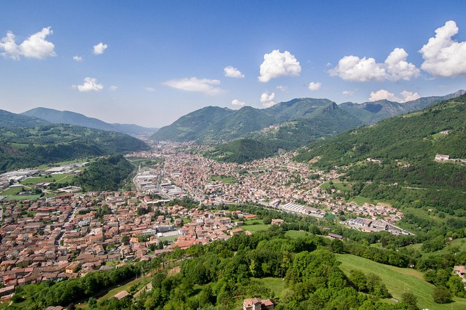 Alternative itineraries in the province of Bergamo (min.2 people)