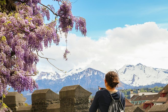 Lucerne's Past and Present with Local